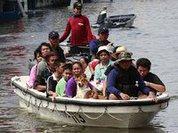 Наводнения в Центральной Америке унесли четыре жизни