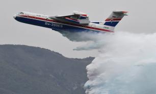 МЧС России может принять помощь от США в тушении пожаров
