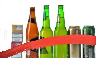 Статистика: в России стало вдвое меньше алкоголиков