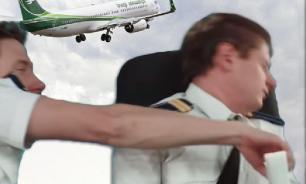 """Пилоты """"Иракских авиалиний"""" подрались во время гражданского рейса"""