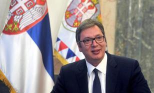 Вучич: Сербия не собирается в НАТО