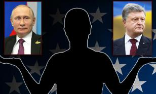 В госдепе сравнили Путина и Порошенко