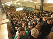Поездки в метро стали невыносимыми