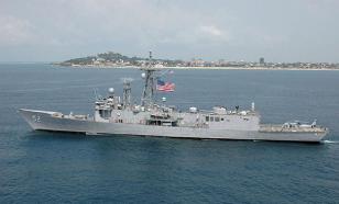 ВМС США направят корабль к берегам Венесуэлы
