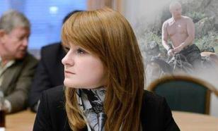 "Арестованная в США Бутина оказалась фанаткой ""конного"" Путина"