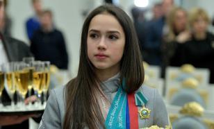 Олимпийская чемпионка Загитова пошла в 11-й класс
