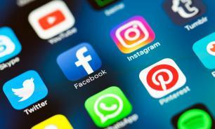 В России предложили запретить доступ к данным граждан для Facebook, Twitter и Instagram