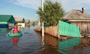 Жители затопленного Тулуна пожаловались на мародерство