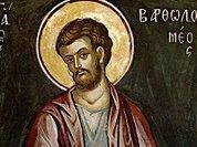 Апостол Варфоломей: вся жизнь как ответ