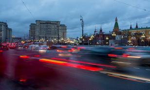 ЦОДД: Во время праздников дороги Москвы будут свободны
