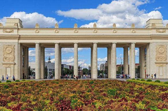 Перфоманс с крыши музея в парке Горького подарят зрителям артисты Большого театра