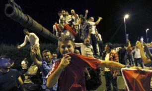 Предполагаемый зачинщик мятежа в Турции арестован