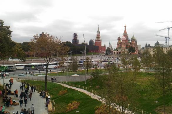 ФАС отыскала в«Зарядье» нарушения при торгах на43 млн руб.
