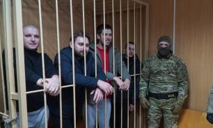 Москалькова: следователи не отпускали задержанных украинских моряков