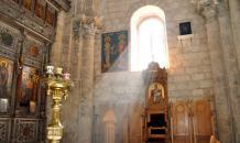 Храм святого Георгия в Лидде: тлен и святость