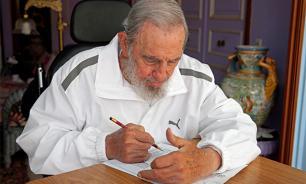 МИД РФ: Высказывания Трампа по поводу Фиделя Кастро останутся на его совести