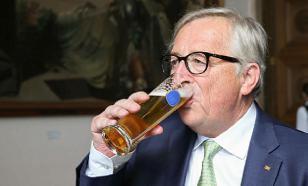 В Еврокомиссии оскорбились из-за предположений о пьянстве ее главы