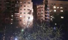 В Магнитогорске обрушился подъезд из-за взрыва газа