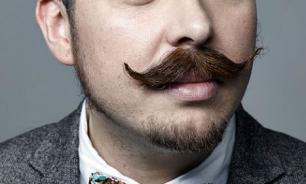 Medicalxpress: усы могут защитить мужчину от рака