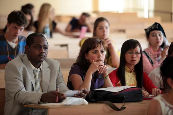В ФСБ впервые рассказали о количестве иностранных студентов в РФ