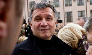 Арсен Аваков и Михаил Саакашвили сошлись в скандальном поединке