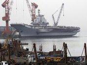 Китай наращивает военные мускулы