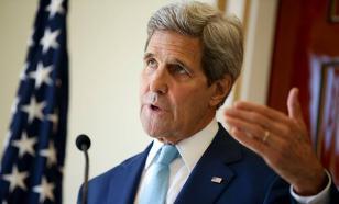 """Керри """"дал честное слово"""" коллеге из Турции, что США за Эрдогана и к мятежу не причастны"""