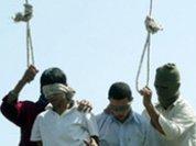 Иран: вешай своих, чтобы чужие боялись