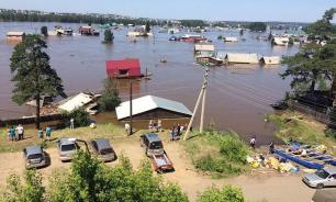 Жители Нижнеудинска: службы ЖКХ первым делом спасают дома чиновников