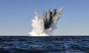 Украина выводит военный флот в Азовское море