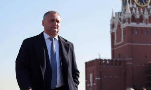 Президент Молдавии посетил Москву с рабочим визитом