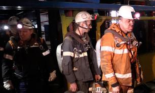 Губернатор Ростовской области встретится с голодающими шахтерами