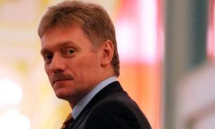 Кремль опроверг информацию об инциденте с кортежем Путина