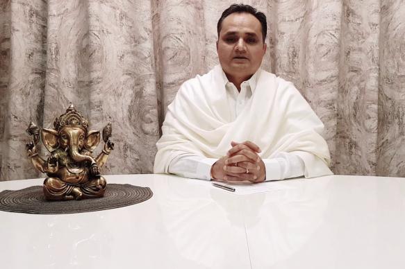 Семья Шри Пракаша Джи написала в генпрокуратуру заявление на А. Дворкина
