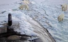 Россию, Китай и США ждет горячая война за ледяную Арктику