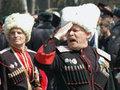 Российским казакам разрешили носить оружие