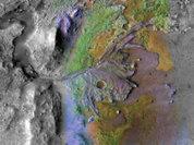 Марсианская глина вновь озадачила...