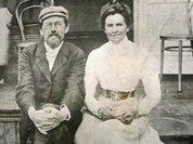 Истории любви: Чехов и его милый кашалотик