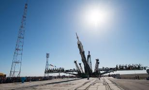 """Космонавты """"потрошили"""" корабль """"Союз"""" наугад"""