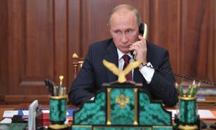 В Кремле ответили на сообщения о злости Путина на Асада