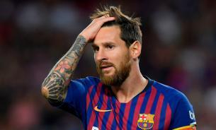 """В """"Барселоне"""" готовятся к эпохе без Месси, но продлят с ним контракт"""