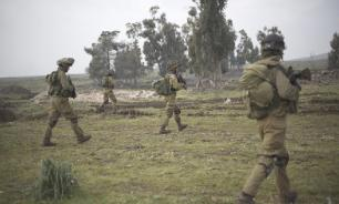 Военнослужащие израильской армии инсценировали ранения