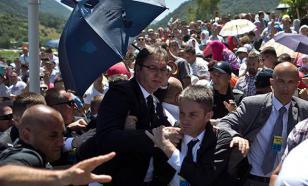 Сербы отомстят за надругательство над нацией