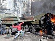 Меркель разожгла костер Майдана