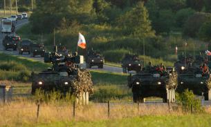 НАТО отрабатывает приемы подавления протестов на жителях Латвии