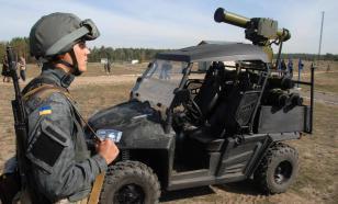 Аваков: новый ПТК производства Украины не уступает американскому оружию