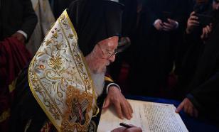 Патриарх Кирилл предостерег Варфоломея от сотрудничества с раскольниками