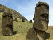 Острова Пасхи: дикие европейцы и аборигены