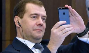 Англоязычный аккаунт Дмитрия Медведева в Twitter взломали