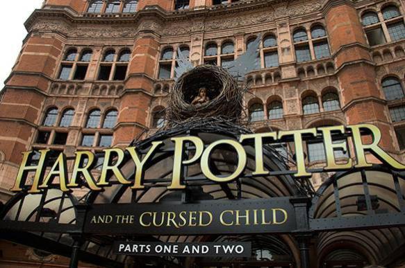 "Таможенники задержали ""Гарри Поттера"" для проверки на терроризм"